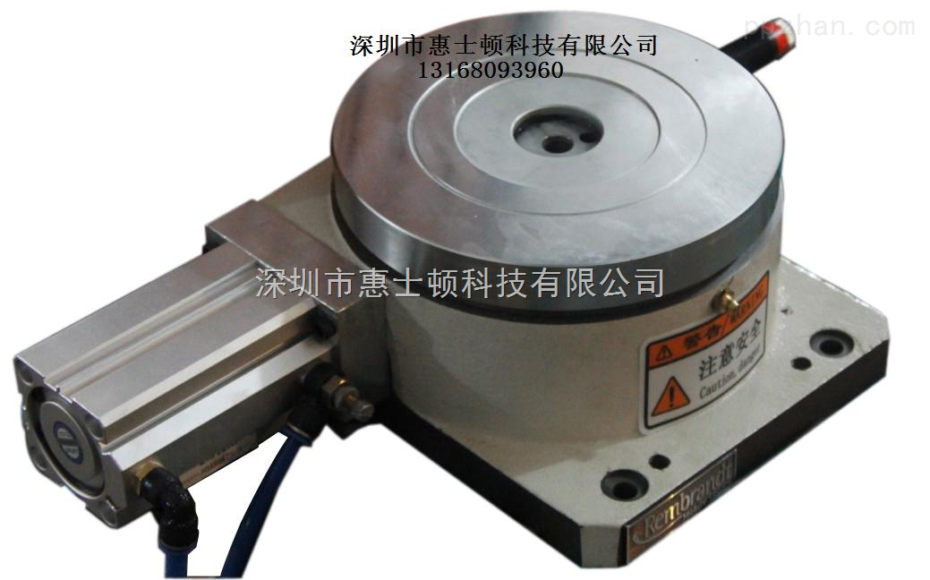 多工位气动转台,厂家供应气动分度盘图片