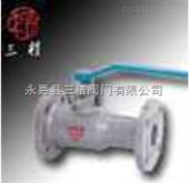 Q41M/PPL全通径整体高温球阀