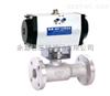 Q641M/PPL气动整体高温球阀,气动球阀