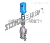 SZDLQ、SZDLX型电子式电动三通合流调节阀.分流调节阀