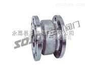 H4X/W-16P不锈钢消声止回阀,消声阀门