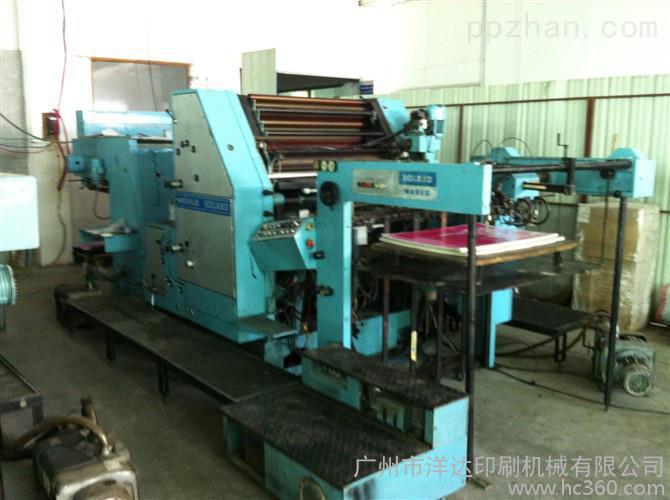 供应二手罗兰RolandRZK3B二手印刷机印刷器材、进口印刷器材