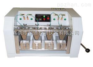 MAESER皮革动态防水试验机