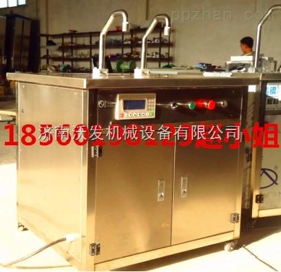 鑫沃发纯电动灌装机 阜阳 滁州双头半自动灌装机