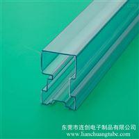 连接器包装管管装电子物料透明方管厂家