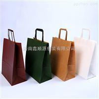 牛皮纸袋定制 手提纸袋尺寸 手提袋厂价格